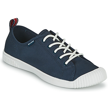 Zapatos Mujer Zapatillas bajas Palladium EASY LACE Marino