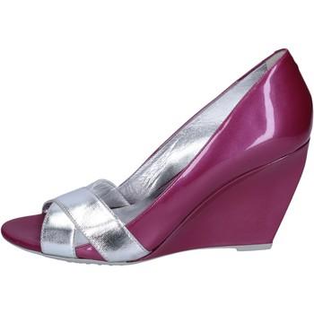 Zapatos Mujer Zapatos de tacón Hogan BK708 Púrpura