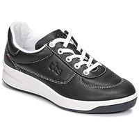 Zapatos Mujer Zapatillas bajas TBS BRANDY Negro / Blanco
