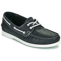 Zapatos Hombre Zapatos náuticos TBS PHENIS Marino / Blanco