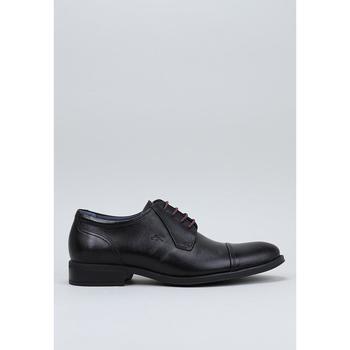 Zapatos Hombre Richelieu Fluchos 8412 Negro