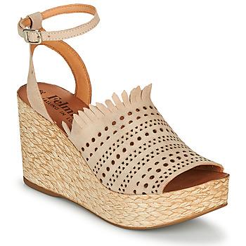 Zapatos Mujer Sandalias Felmini ALEXA Beige