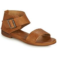 Zapatos Mujer Sandalias Felmini CAROL2 Beige