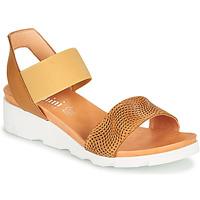 Zapatos Mujer Sandalias Felmini DARA Marrón / Beige