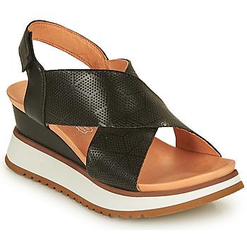 Zapatos Mujer Sandalias Felmini KAREN Negro