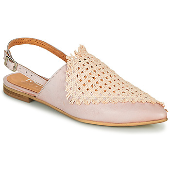 Zapatos Mujer Zuecos (Mules) Felmini LIVIA Beige