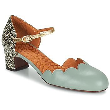 Zapatos Mujer Zapatos de tacón Chie Mihara UKUMA Verde