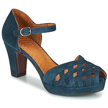 Zapatos Mujer Sandalias Chie Mihara NI-IRMA Azul