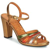 Zapatos Mujer Sandalias Chie Mihara ADIEL Verde / Bronce