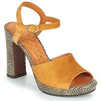 Zapatos Mujer Sandalias Chie Mihara CASSETTE Marrón