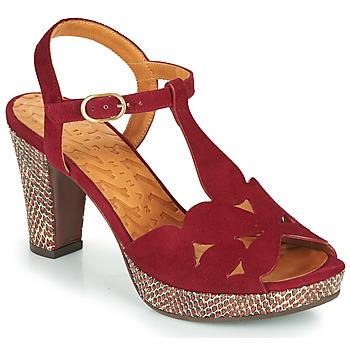 Zapatos Mujer Sandalias Chie Mihara EGEO Burdeo