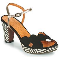 Zapatos Mujer Sandalias Chie Mihara ELIS Negro