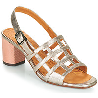 Zapatos Mujer Sandalias Chie Mihara HUNI Plata