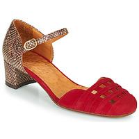 Zapatos Mujer Zapatos de tacón Chie Mihara KAEL Rojo