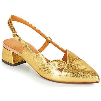 Zapatos Mujer Zapatos de tacón Chie Mihara R-RUNE Oro