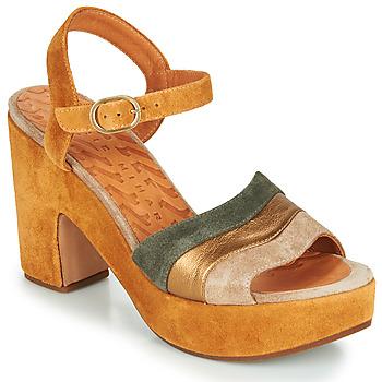 Zapatos Mujer Sandalias Chie Mihara YEVA Oro