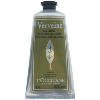 Belleza Cuidados manos & pies L'occitane Verveine Gel Crème Mains  75 ml