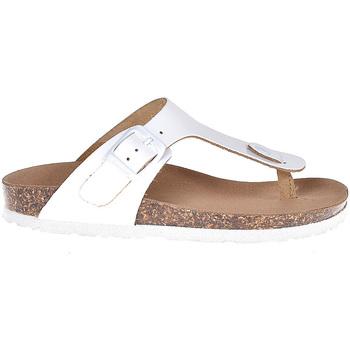 Zapatos Niños Chanclas Bionatura 22B 1010 Blanco