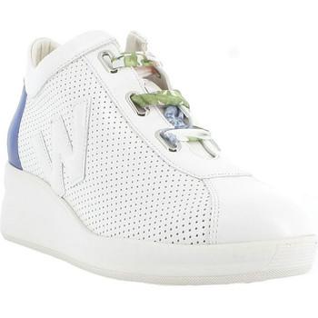 Zapatos Mujer Zapatillas bajas Melluso R20220 Blanco
