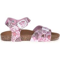 Zapatos Niña Sandalias Bionatura CHIARA IMB Rosado