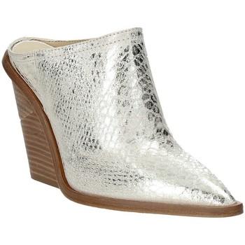 Zapatos Mujer Zuecos (Clogs) Studio Italia LOLITA Oro