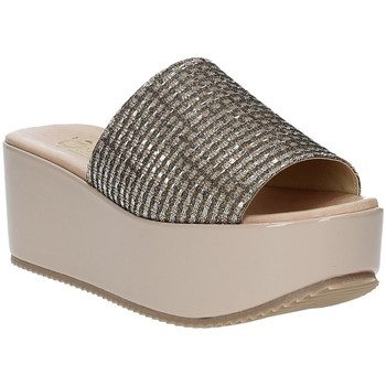 Zapatos Mujer Zuecos (Mules) Grace Shoes MILY Beige