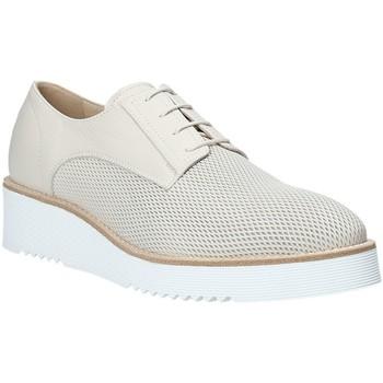 Zapatos Mujer Derbie NeroGiardini P907701D Blanco