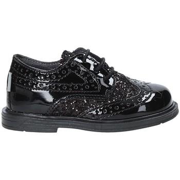 Zapatos Niños Derbie Melania ME1287B9I.B Negro
