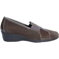 Zapatos Mujer Mocasín Susimoda 8705 Marrón