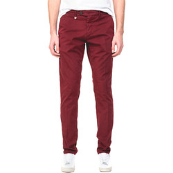 textil Hombre Pantalones chinos Antony Morato MMTR00496 FA800109 Rojo