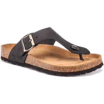 Zapatos Hombre Chanclas Lumberjack SM45006 001 D05 Negro