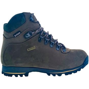 Zapatos Hombre Senderismo Bestard Botas  Trotter II Gore-Tex Marrón