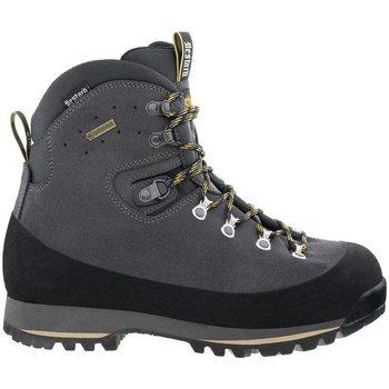Zapatos Hombre Senderismo Bestard Botas  Kathmandu Gore-Tex Gris