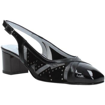 Zapatos Mujer Zapatos de tacón Soffice Sogno E9330 Negro
