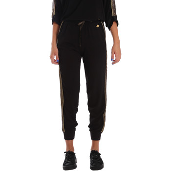 textil Mujer Pantalones de chándal Fornarina BE171L96C99700 Negro