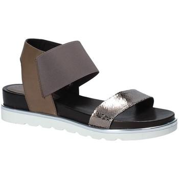 Zapatos Mujer Sandalias Mally 5785 Gris