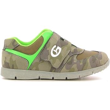 Zapatos Niños Zapatillas bajas Grunland PP0157 Verde