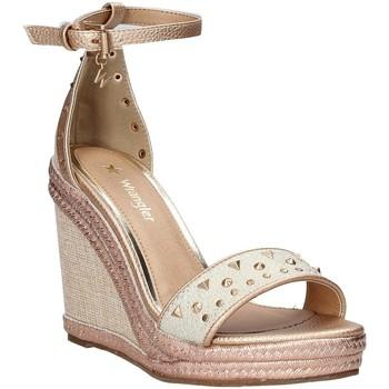 Zapatos Mujer Sandalias Wrangler WL91592A Rosado