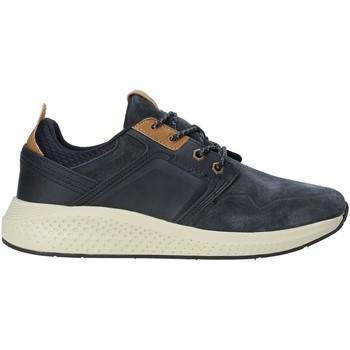 Zapatos Hombre Zapatillas bajas Wrangler WM92140A Azul