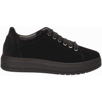 Zapatos Mujer Zapatillas bajas Grunland SC3670 Negro
