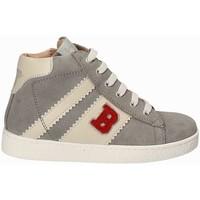 Zapatos Niños Zapatillas altas Balducci RIMM301 Gris