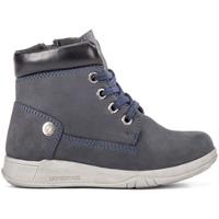 Zapatos Niños Botas de caña baja Lumberjack SB29501 001 D01 Azul