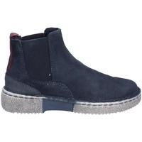 Zapatos Niños Botas de caña baja Grunland PO1398 Azul