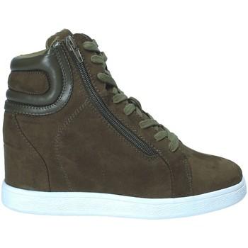 Zapatos Mujer Zapatillas altas Fornarina PI18EL1147S034 Verde