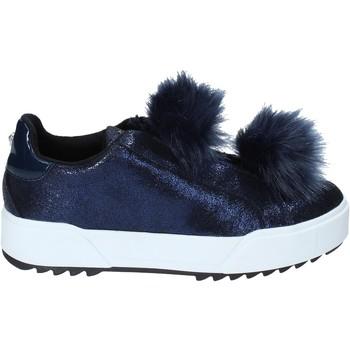 Zapatos Mujer Slip on Apepazza HYB04 Azul