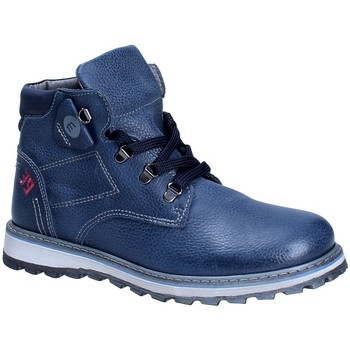 Zapatos Niño Botas de caña baja Melania ME6029F8I.B Azul