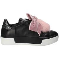 Zapatos Mujer Zapatillas bajas Janet Sport 42730 Negro