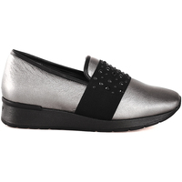 Zapatos Mujer Slip on Melluso R25017P Gris