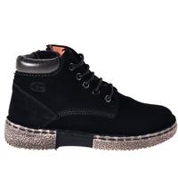 Zapatos Niños Botas de caña baja Grunland PO1396 Azul