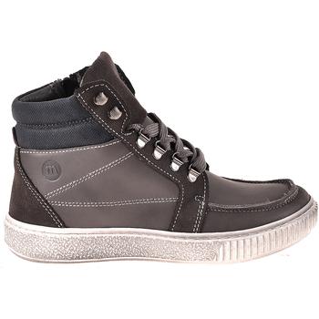 Zapatos Niños Zapatillas altas Melania ME6608F8I.C Gris